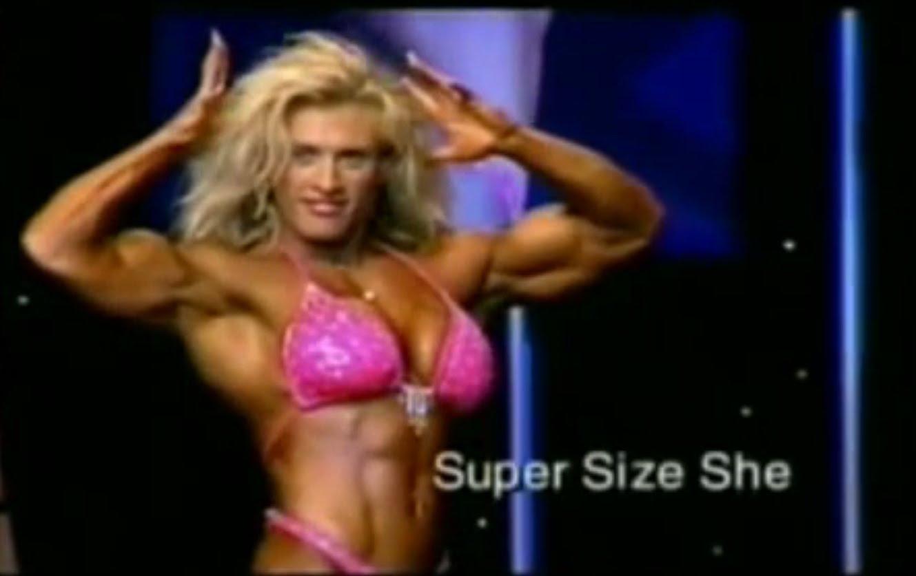 STRENGTH and HEALTH muscle magazine/ WWF/ BOB BACKLUND/Rick Poston 3-83