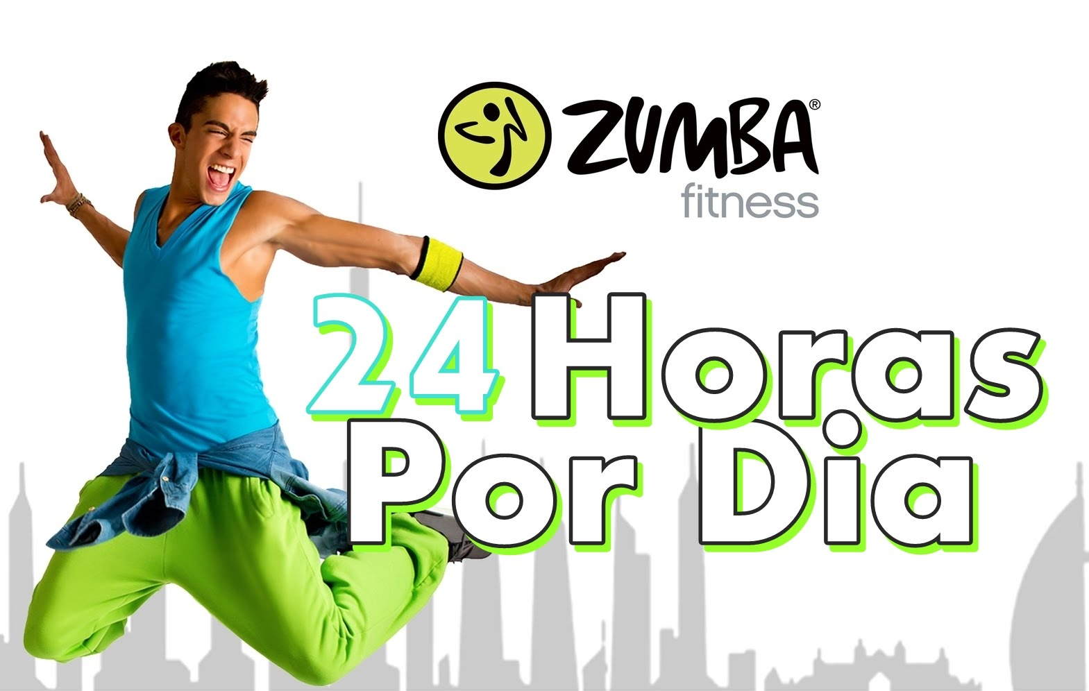 Zumba music zumba song 24 horas por dia great music for 24 horas gym