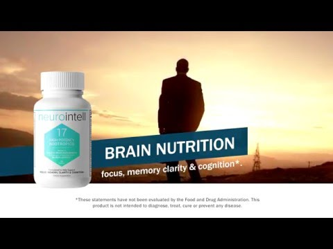 BRAIN NUTRITION…Fuel Your Mind!