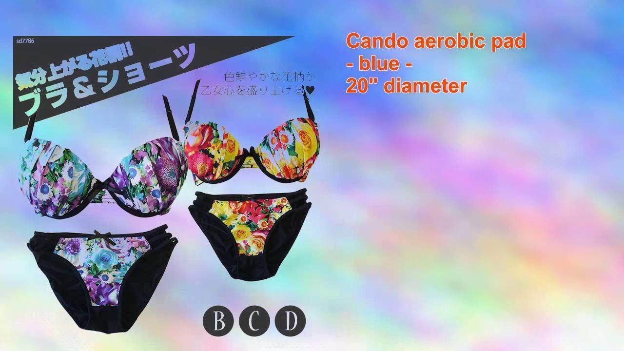 Aerobic-Pad-Colour-Blue