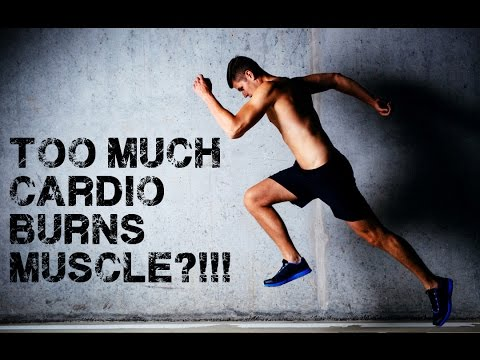 Can-Too-Much-Cardio-Burn-Muscle