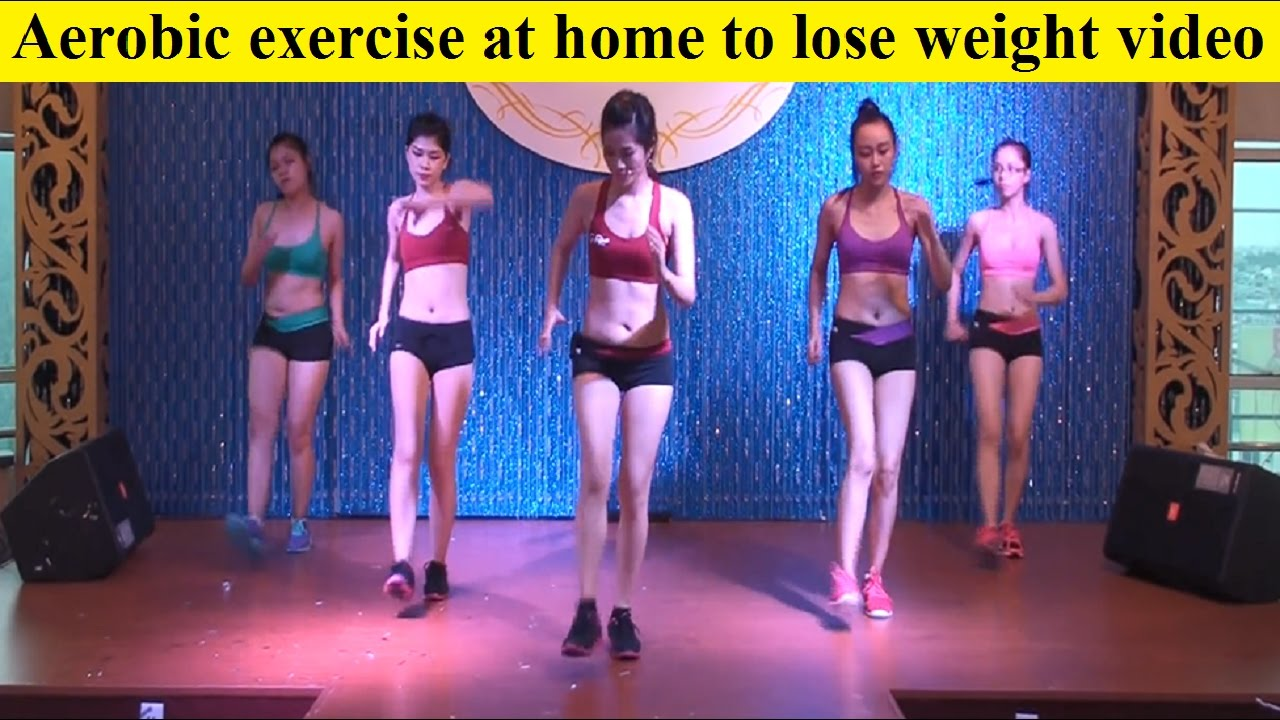 aerobic training to lose weight