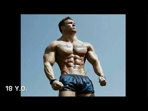 Amazing-7-years-Body-Transformation-Teen-small-to-shredded-Motivation-video