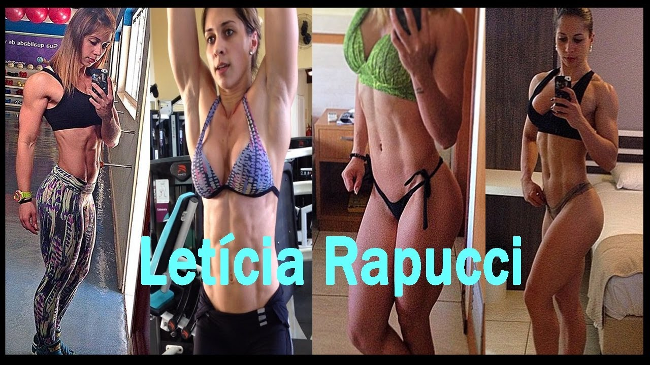 Letcia-Rapucci-Young-Muscled-Girl-World-Strongest-Stewardess-ABS-Biceps-Brasil