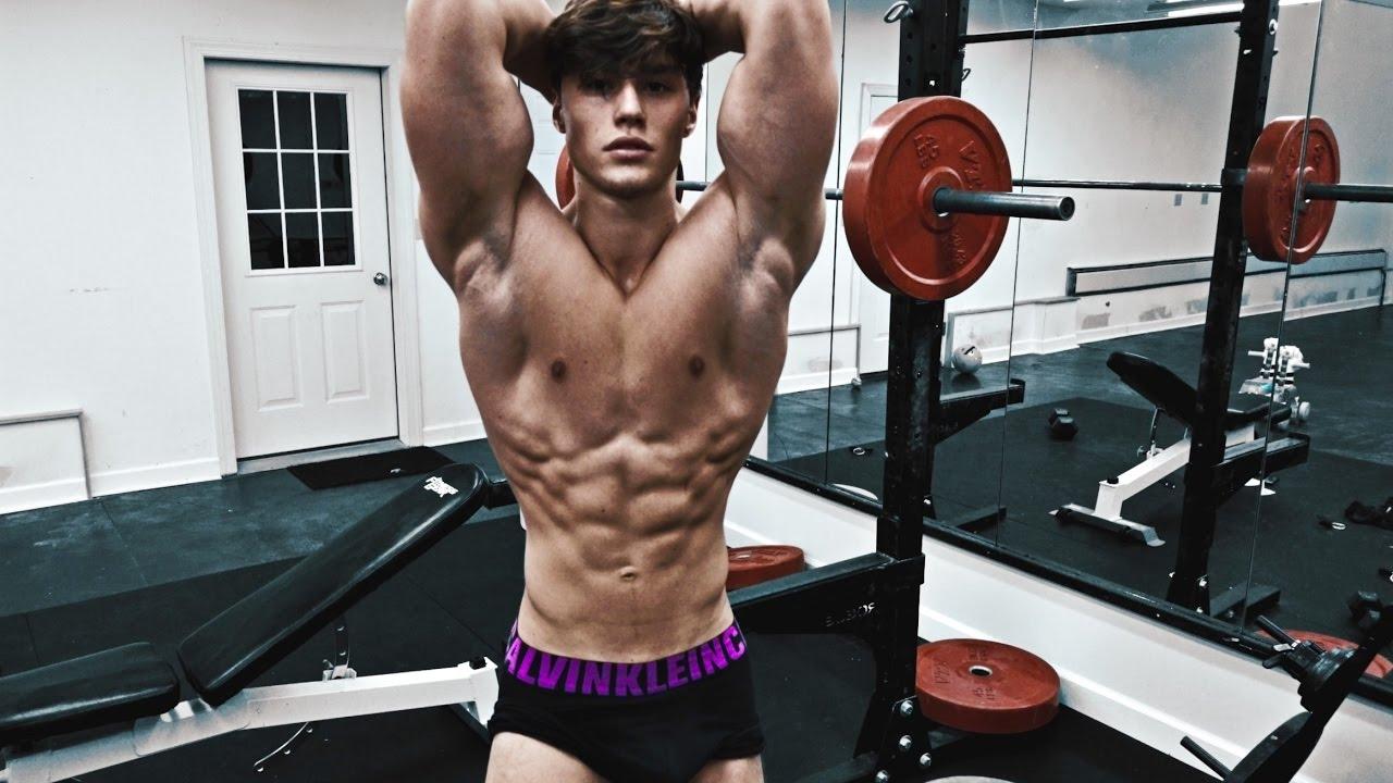 David Laid -Natural Body Transformation · YourFitnessNews