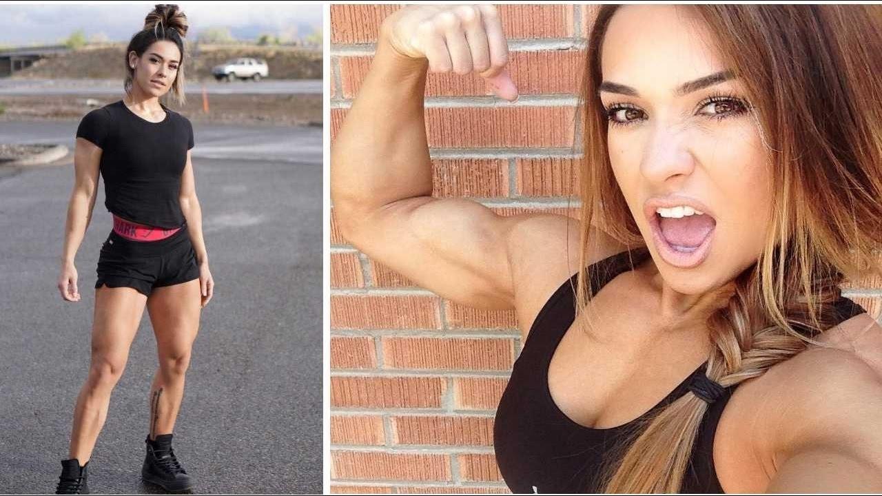 fitness bomb of the 21st century! Cassandra Martin ...