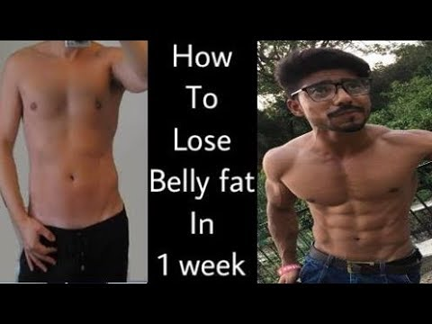 Weight loss stomach fat photo 5