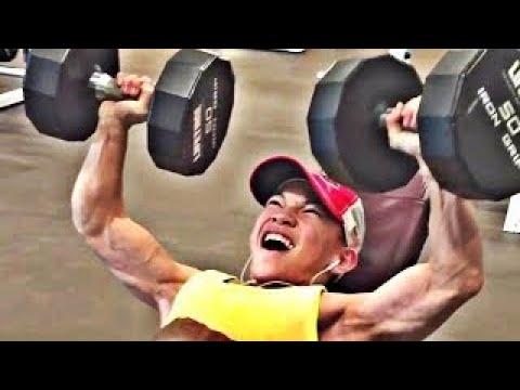 *NEW* Kid Bodybuilding Motivation Tristyn Lee (15yo